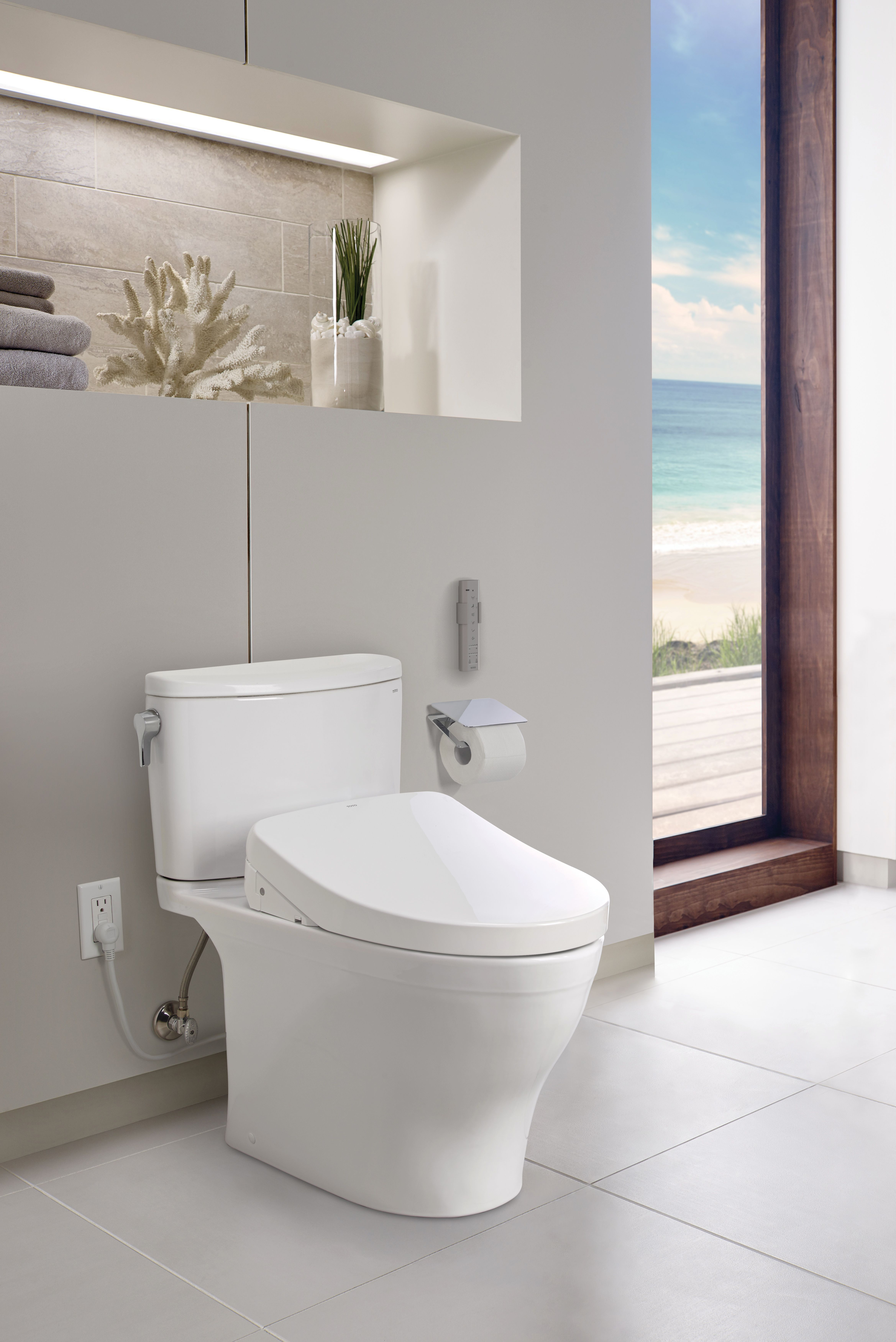 Read About Toto S Nexus Washlet Electric Bidet Toilet In Kitchen