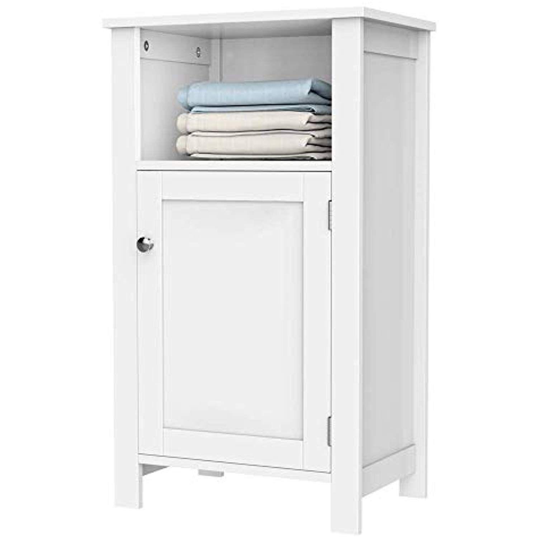 30++ Yaheetech bathroom floor cabinet model