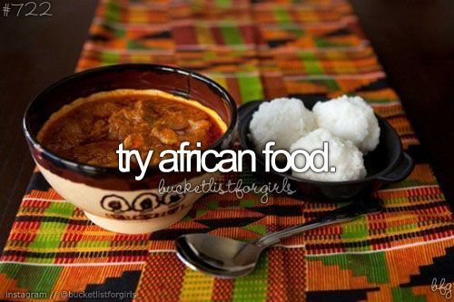 african food Meals african food Recipes african food Cuisine african food Jollof Rice bucket list for girls Informations About Before I die I want to  Pin You can easily...