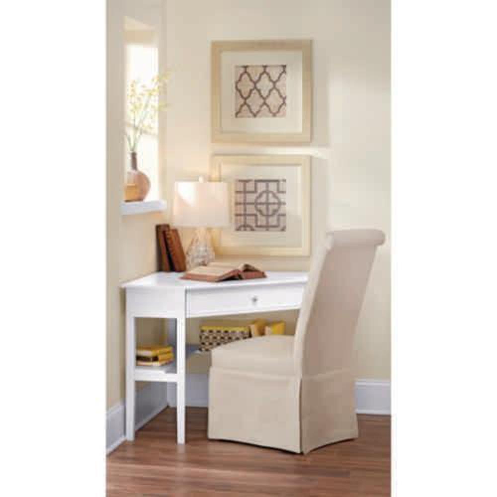 Home Decorators Collection Oxford White Desk 2877810410