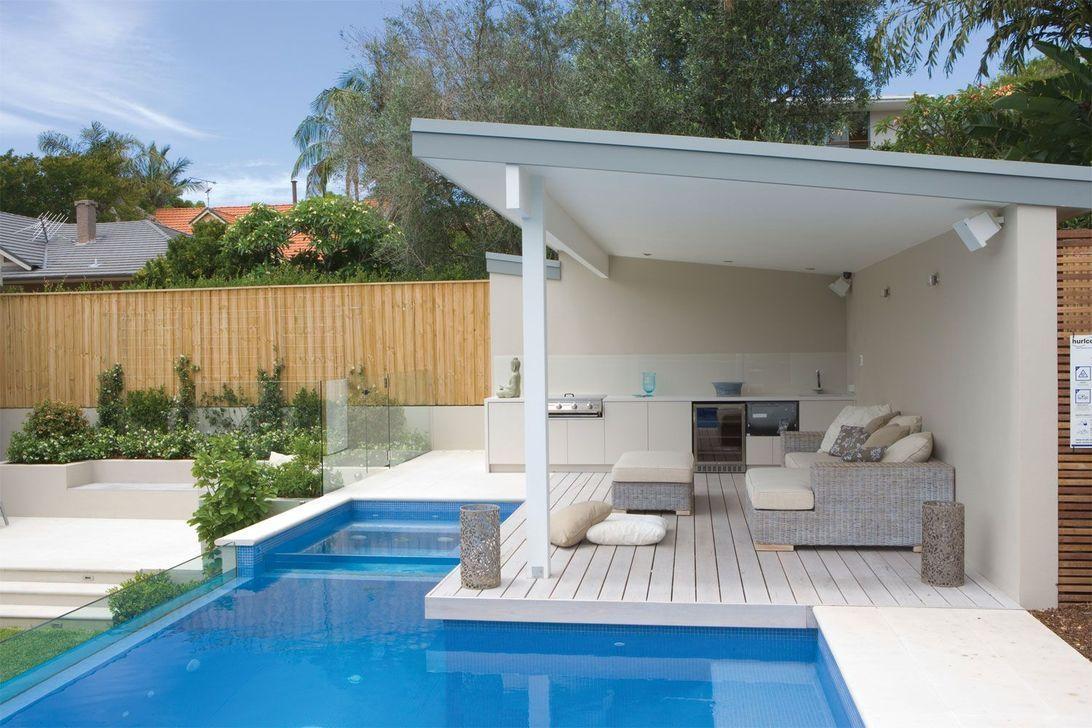 Photo of Más de 20 increíbles ideas de patio trasero con hermosa piscina