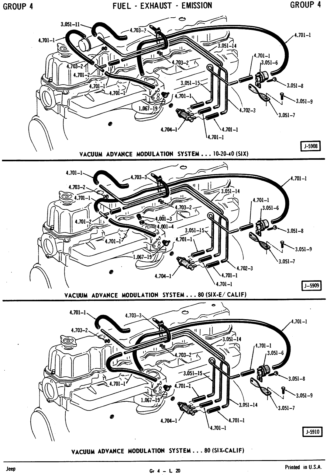 Jeep Wrangler 3 8 Engine Diagram Wiring Essig Pontiac Grand Prix Distributor Vacuum Advance Pinterest Xj And 38