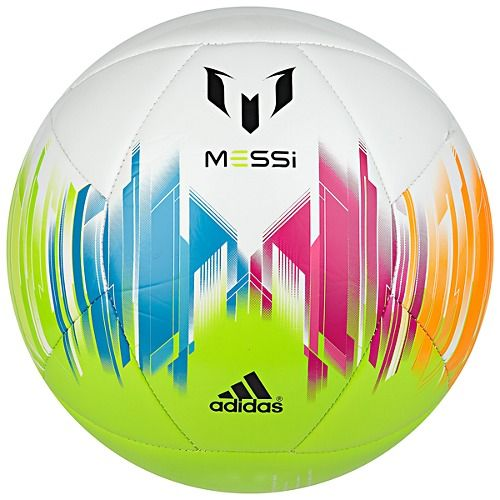 Adidas Messi Rainbow- Get yours today at http://www.jandksoccer ...