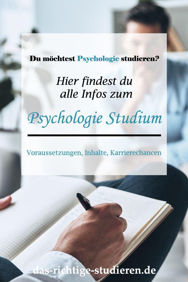 Psychologie Online Studieren