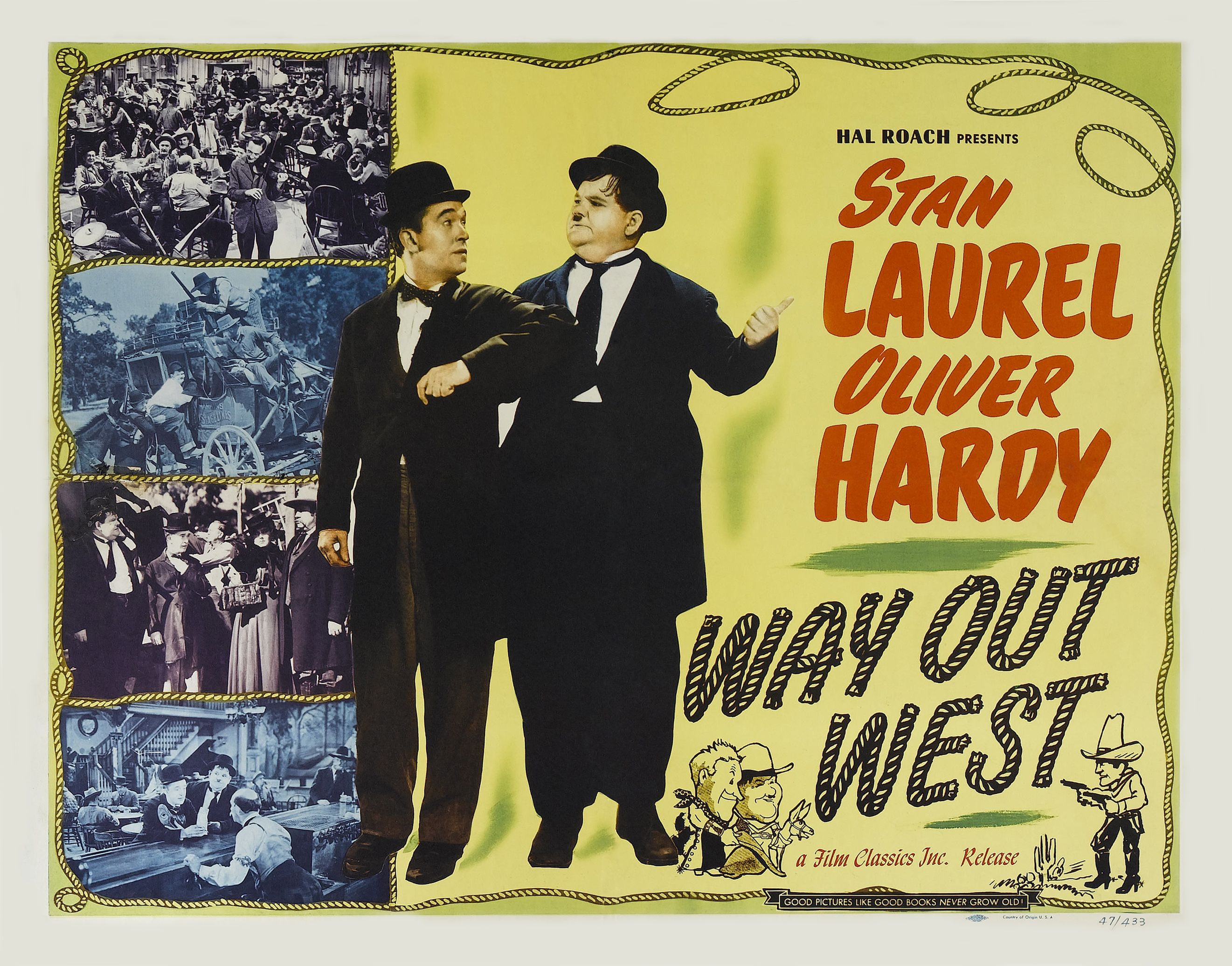 Laurel & Hardy Laurel and hardy, Vintage movies, Movie