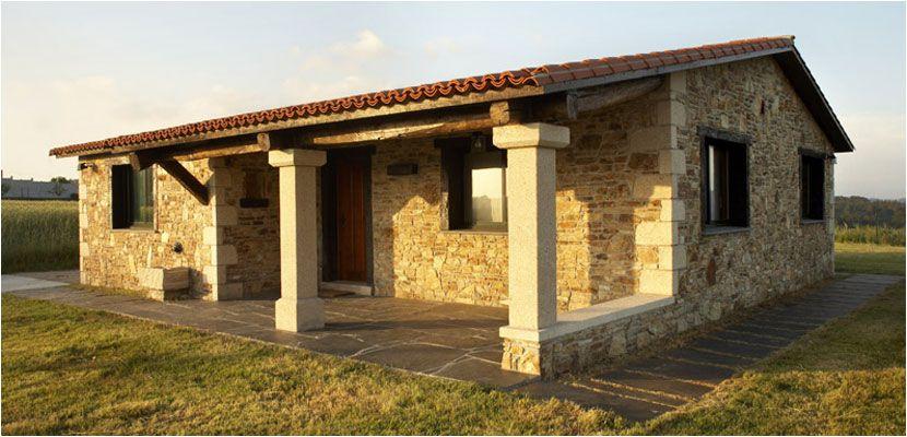 Construcciones r sticas gallegas casas r sticas de piedra inicio ha use cancun pinterest - Foro casas prefabricadas ...