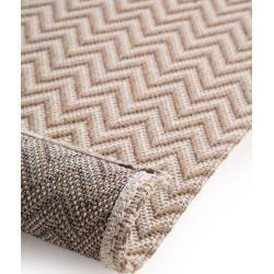 Photo of benuta Waschbarer Baumwollteppich Cooper Taupe 230×320 cm – Moderner Teppich für Wohnzimmer benuta