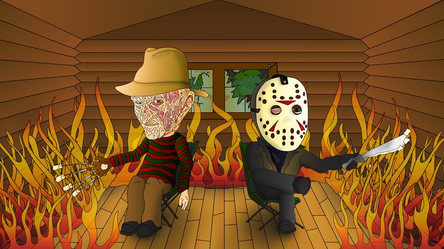 halloween vs jason