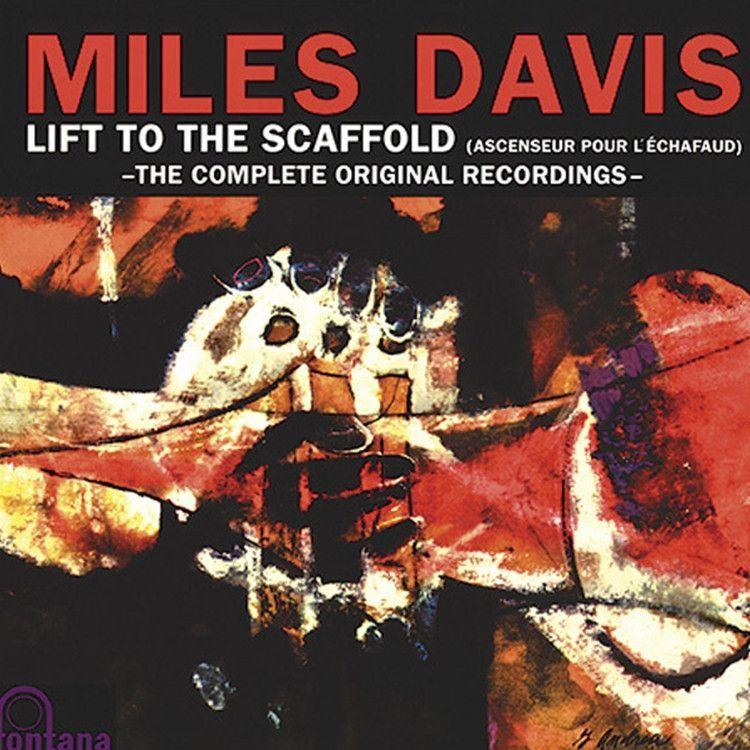 Miles Davis - Lift to the Scaffold on 180g Import Mono LP