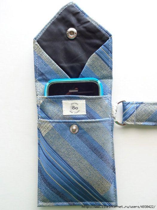 Что можно сделать из галстука ( море идей! )