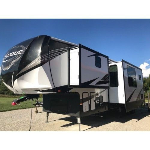 2019 Heartland Torque Tq 371 For Sale In Columbia City In 46725
