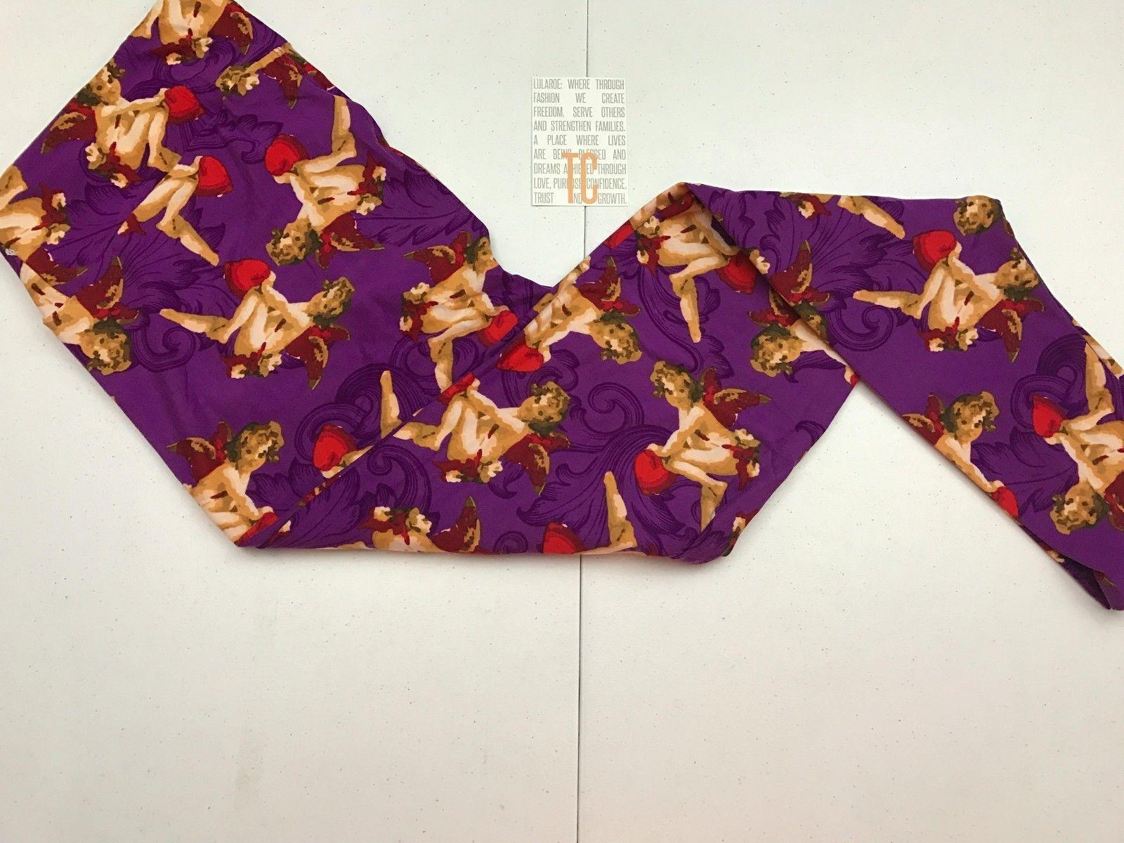 #ValentinesDay LulaRoe Leggings-Tall & Curvy-Fast Free Shipping - Valentine's Day-Cupid #ValentinesDay