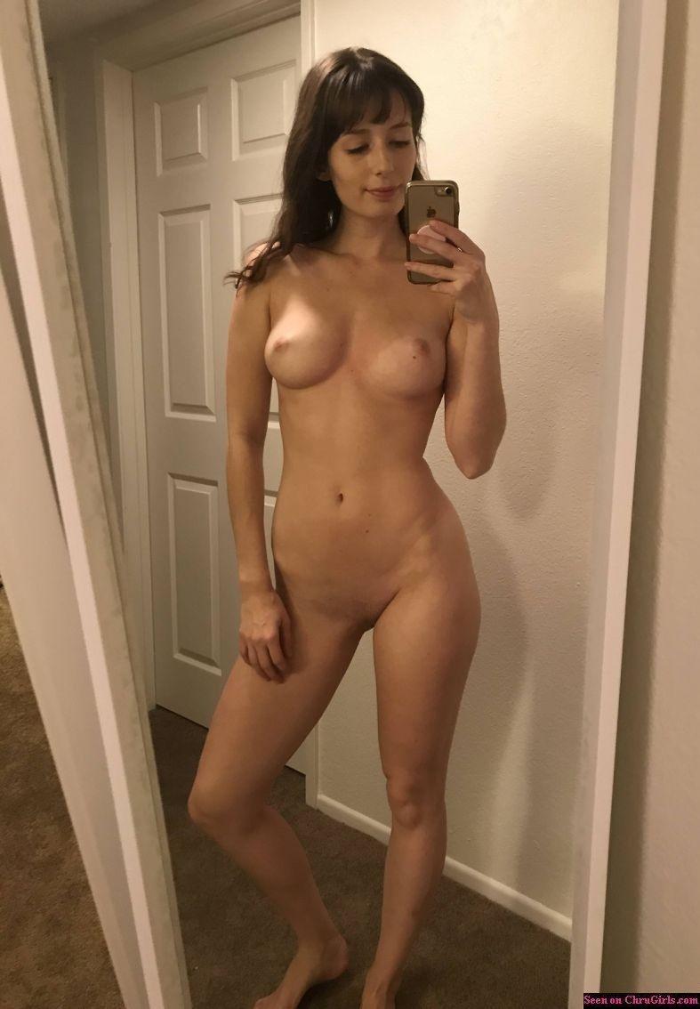 Teen girl butt plug