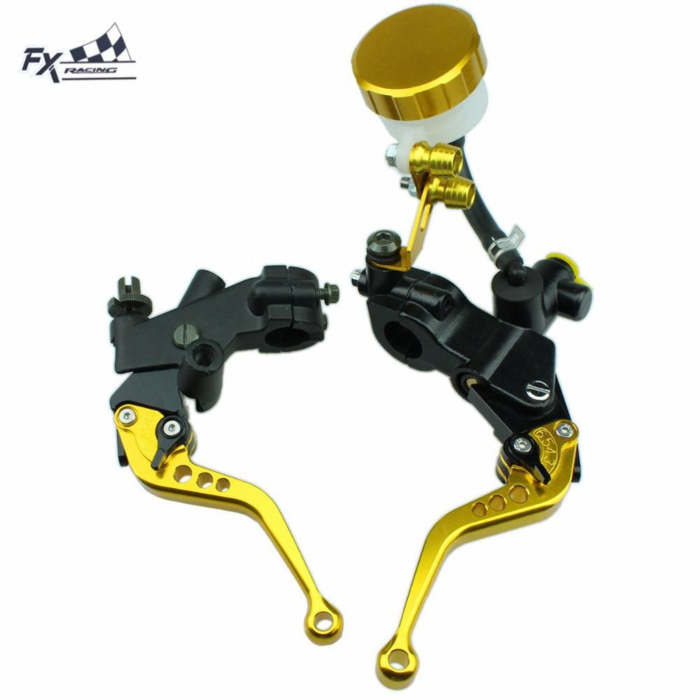 For HONDA CBR 600 F2,F3,F4,F4i 1991-2007 CNC Motorcycle Brake and Clutch Levers