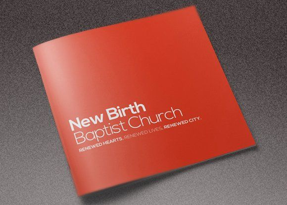 core church brochure template by loswl on creativemarket design