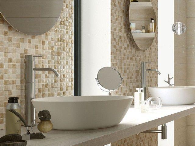 Mq Bagno ~ Rivestimento bagno effetto marmo tivoli iperceramica gres