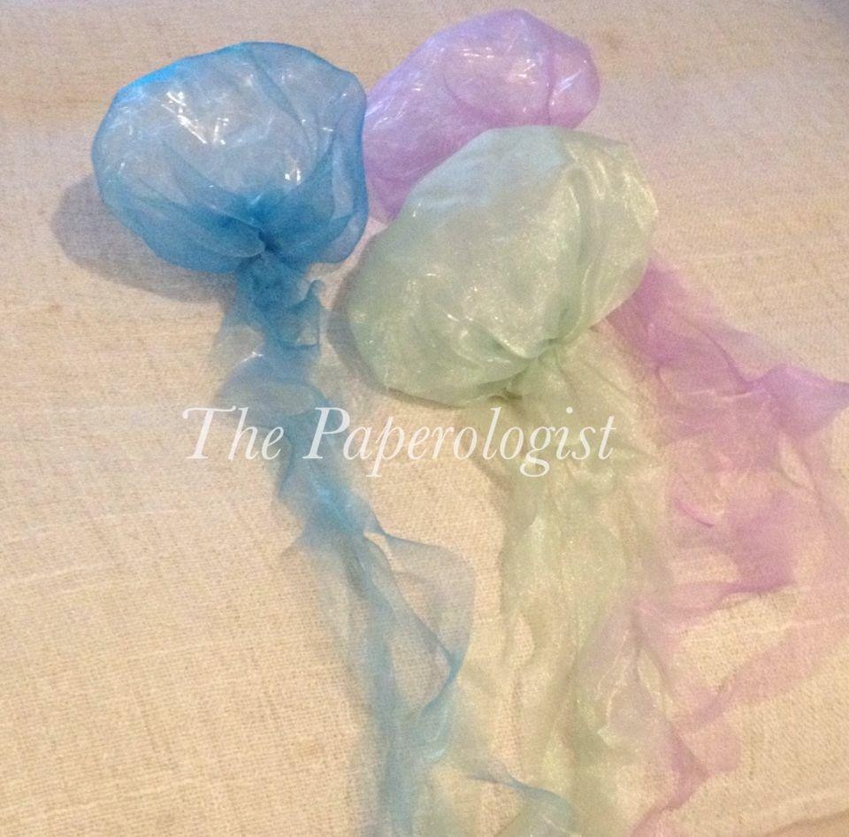 Organza jellyfish
