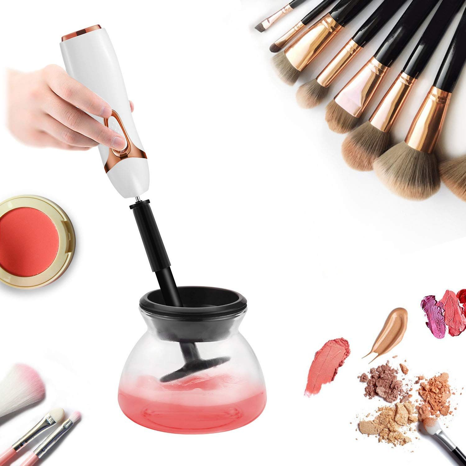 Https Amzn To 2c3xtin Makeup Brushes Cleaner And Dryer