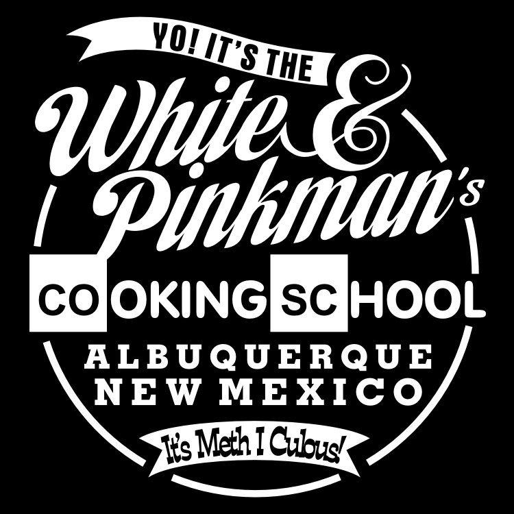 walter blancoamp pinkman jesse de la escuela de cocina de la