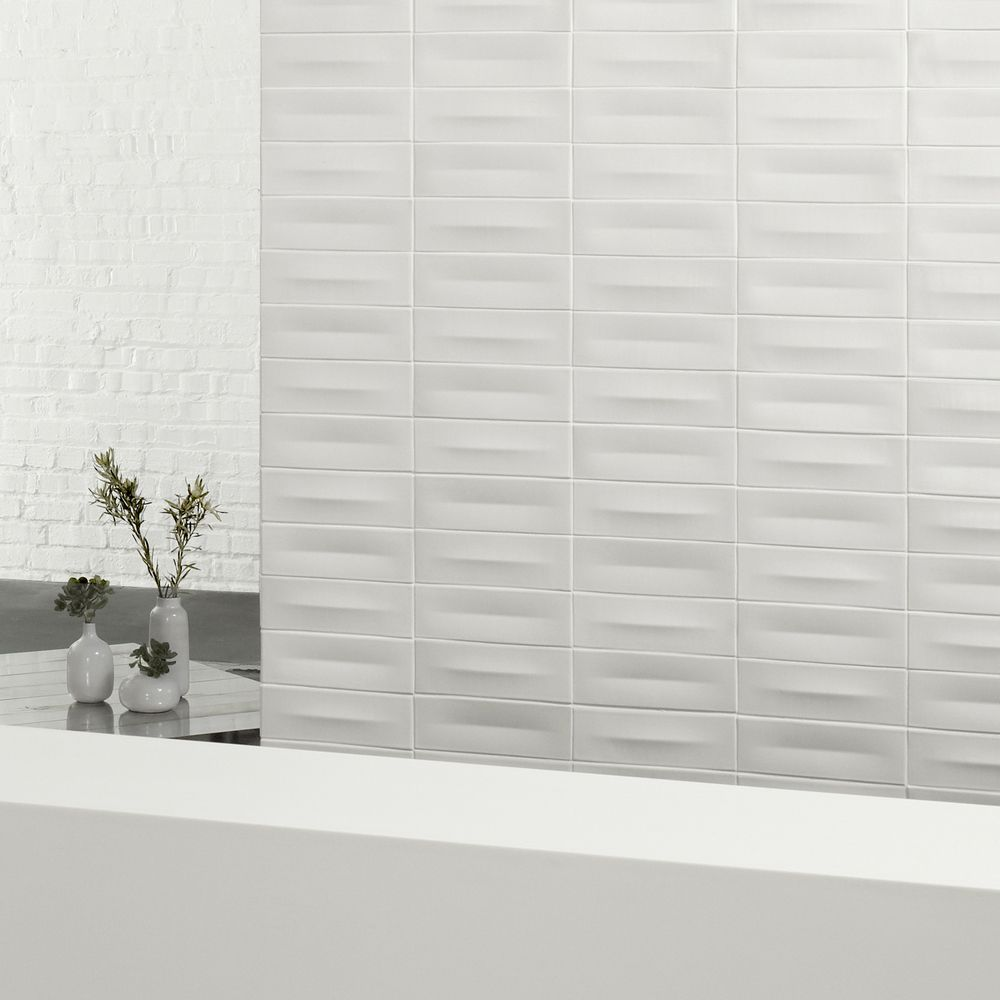 Heath ceramics crease tile bbr pinterest heath for Heath tile