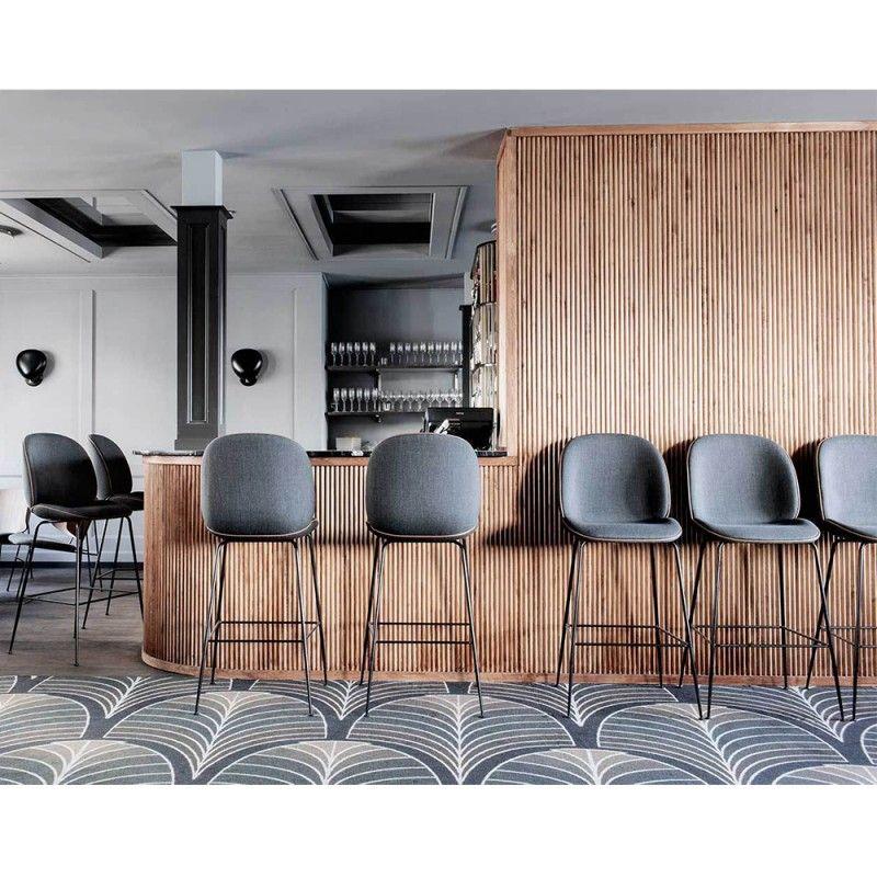 Beetle Chair Bar Version Gubi New Restaurant Design