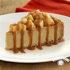Decadent Caramel Apple Cheesecake Recipe Caramel Apple Cheesecake Apple Cheesecake Milk Recipes