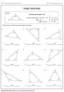 Keptalalat A Kovetkezore Find The Angle Worksheet Geometri