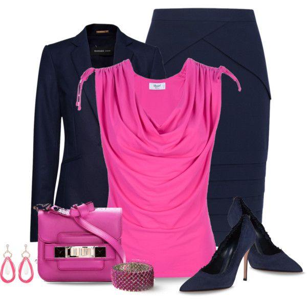 A fashion look from August 2013 featuring Blugirl blouses, MANGO blazers y Gianvito Rossi pumps. Browse and shop related looks.