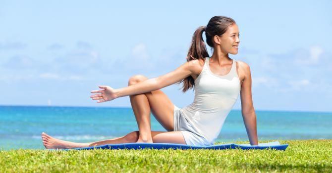 10 exercices pour maigrir des cuisses Battements jambes