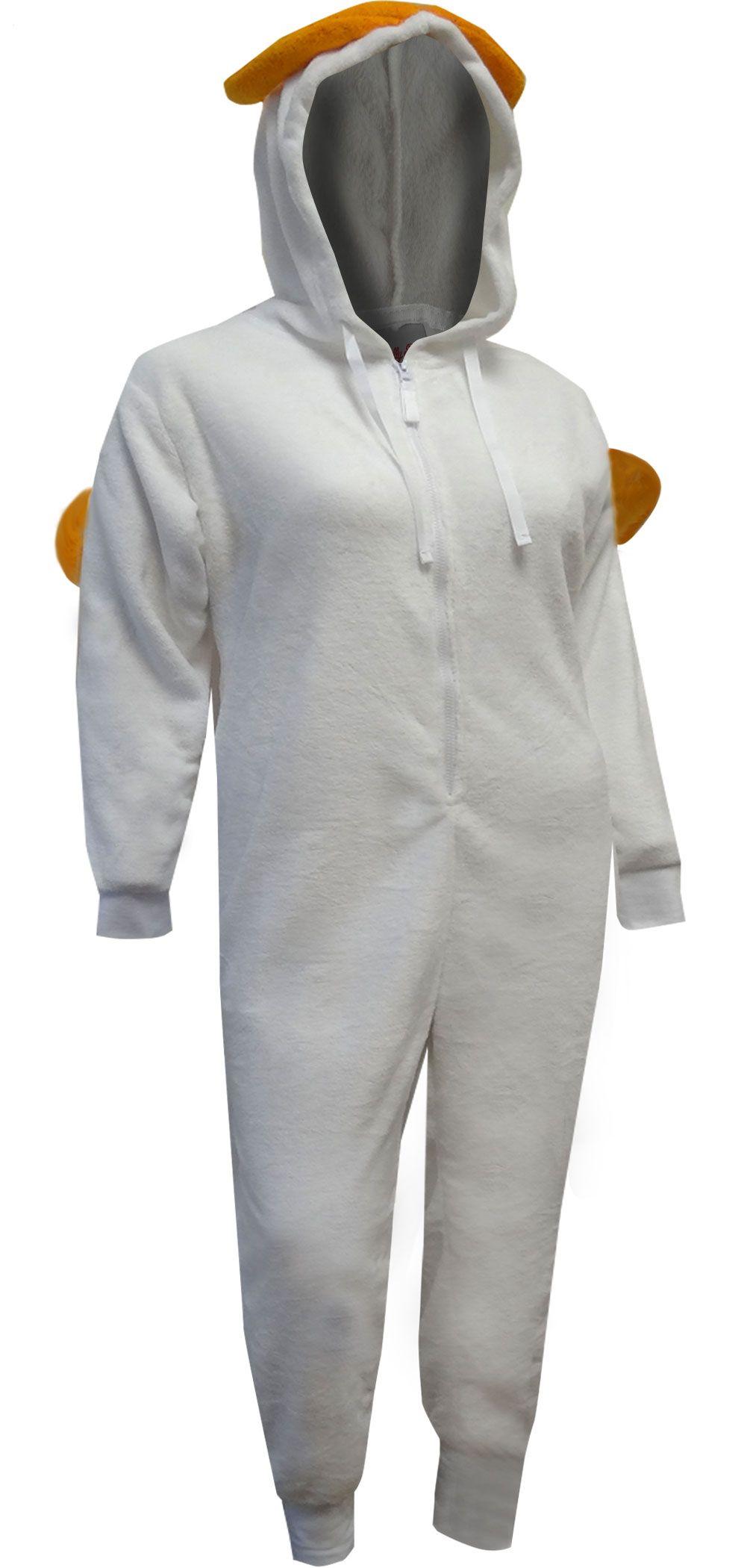 WebUndies.com Angel Onesie Plush Pajama 8634707be