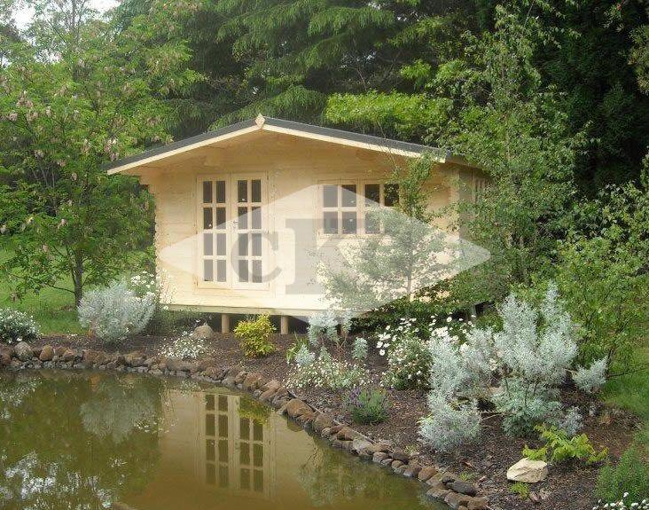 Cabin Kits Galore   Alpine Cabin. Backyard ...