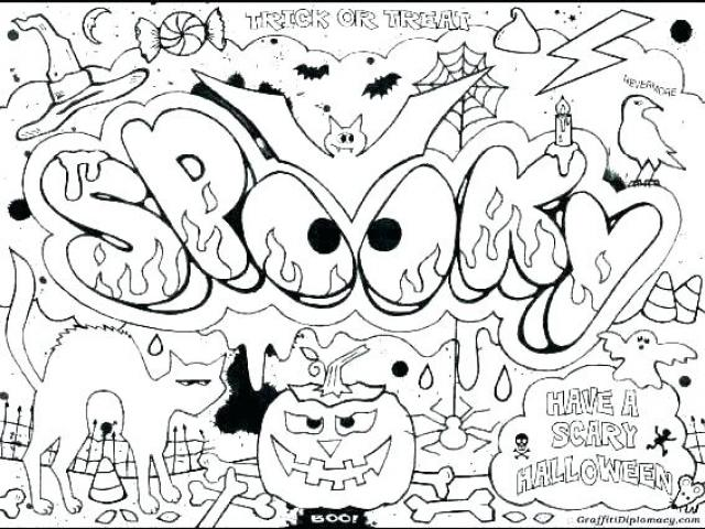 Free Printable Halloween Coloring Pages For Kids | 480x640