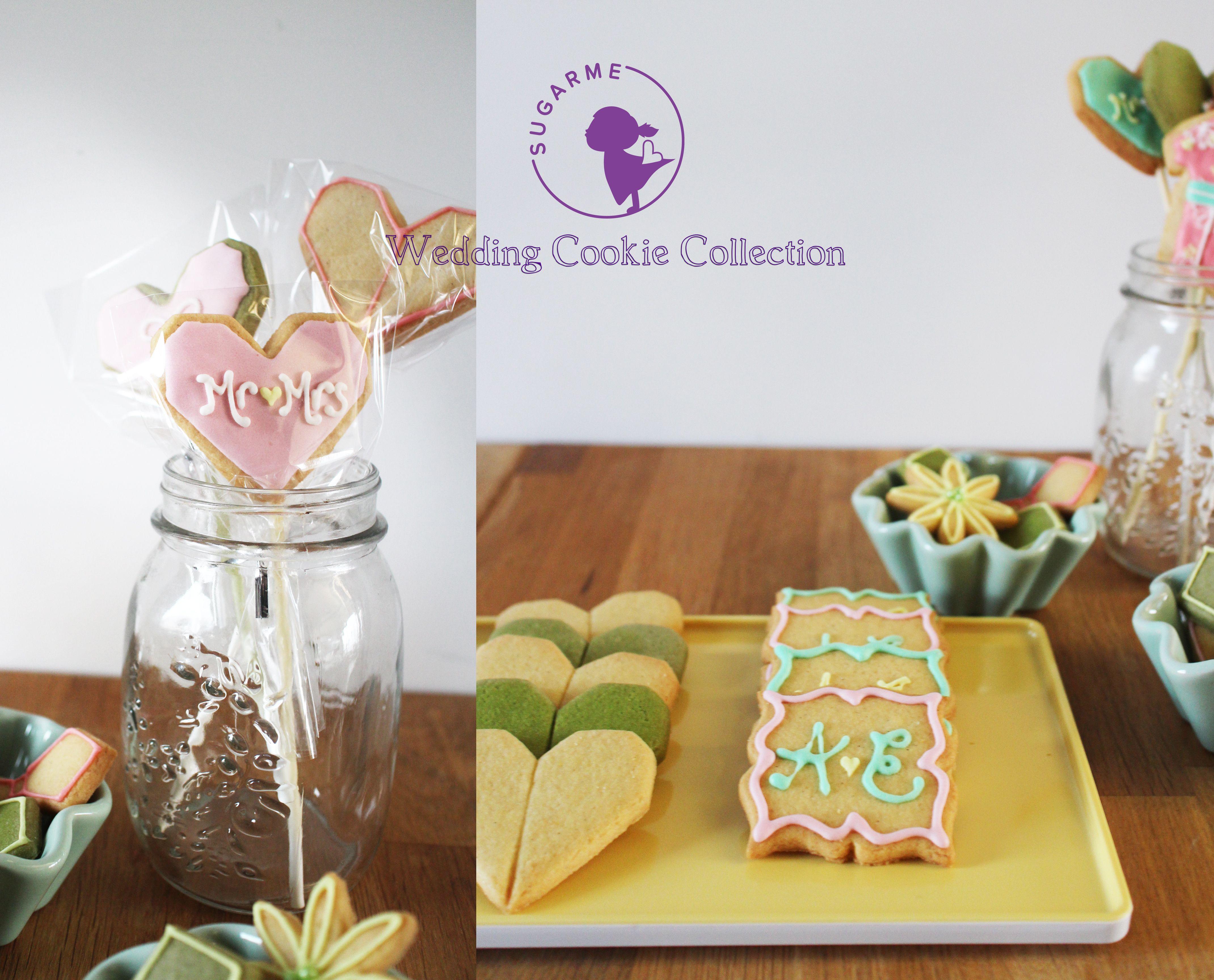 Sugar Me Hk Wedding Cookies Dessert Table Place Card Holders