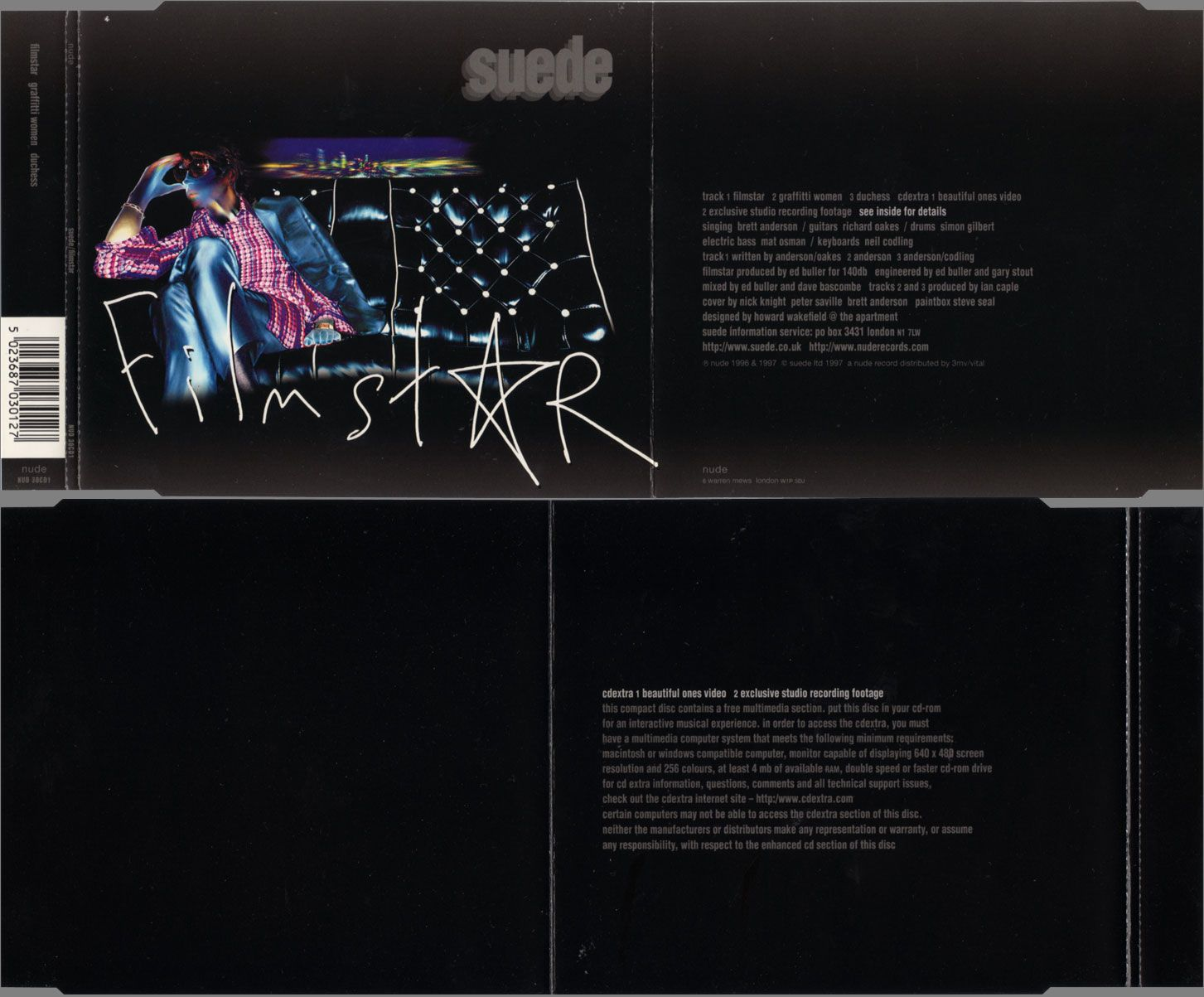 Peter Saville Sleeve Design | Sleeves 1993-1999