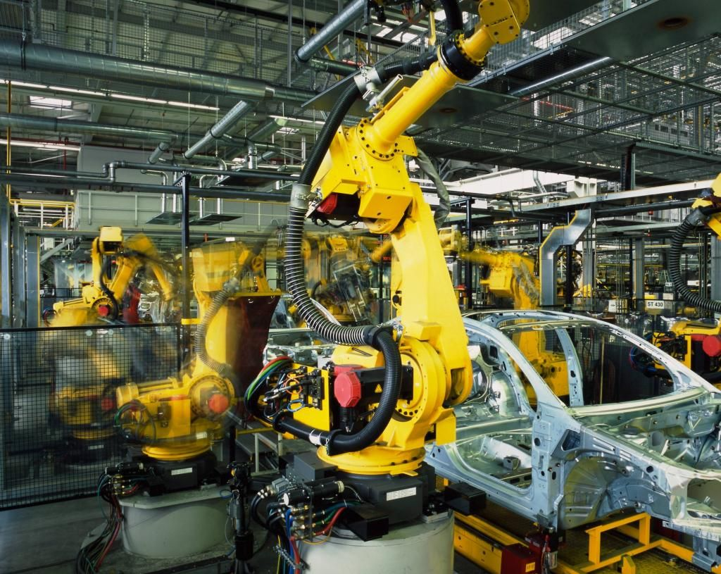 Helping Robots Get A Grip On Delicate Products Parker Hannifin Computer Aided Manufacturing Manufacturing Industrial Robots