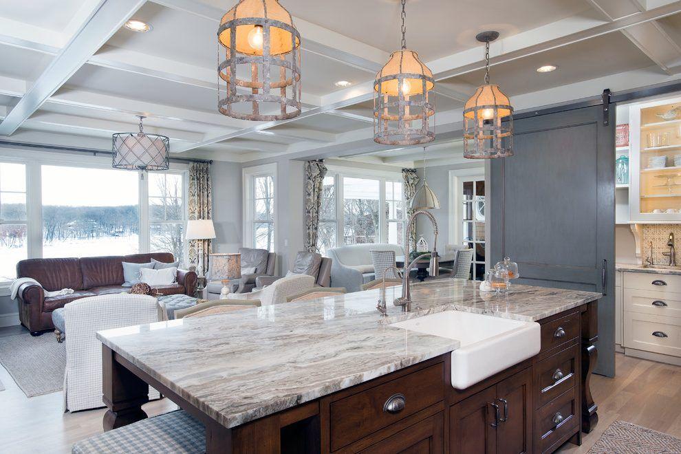 fantasy brown granite kitchen transitional with farmhouse apron kitchen remodel granite on farmhouse kitchen granite countertops id=59706