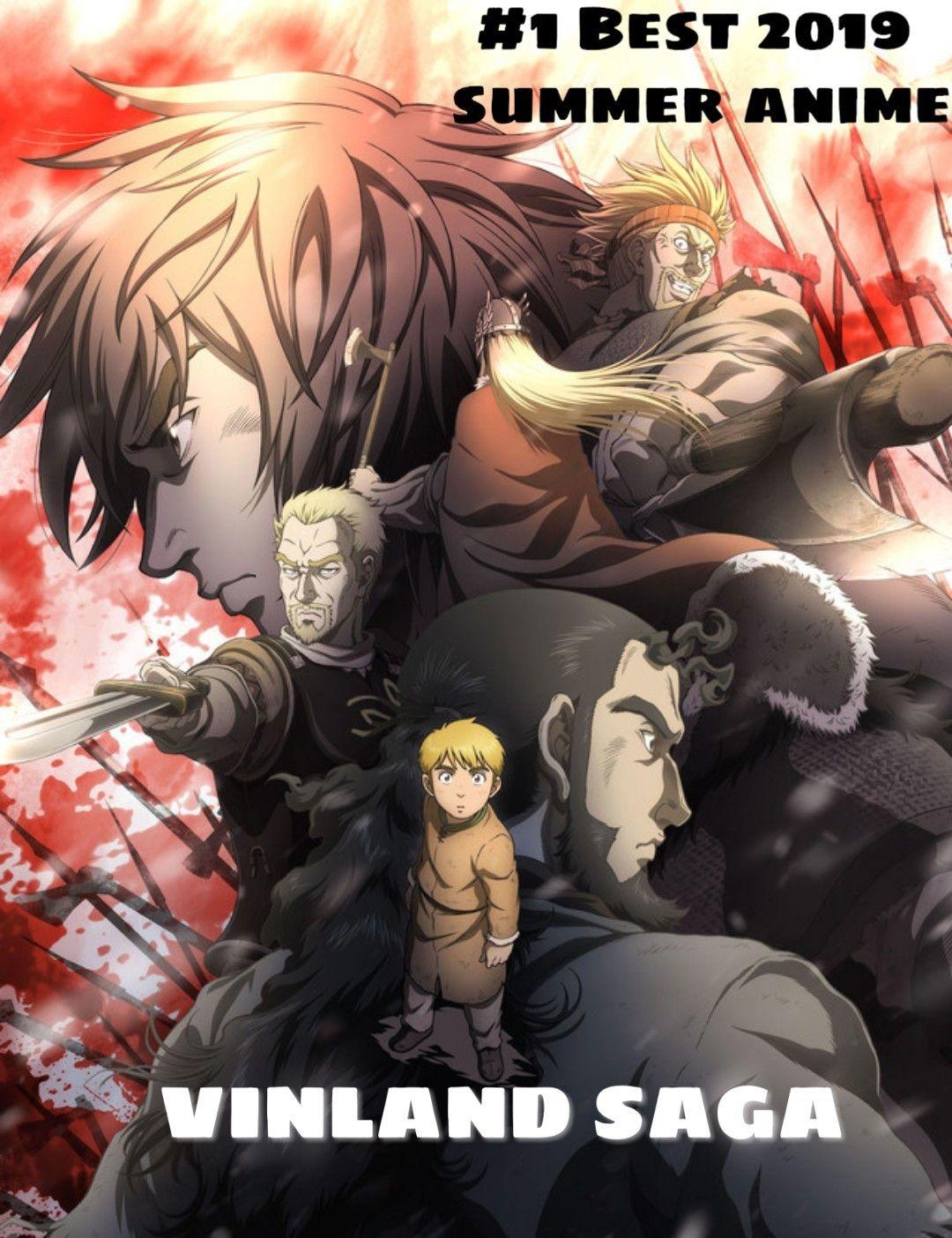 Vinlandsaga anime, Vinlandsaga Thorfinn, 1 best 2019