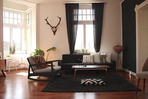 Neue Sofaecke   Altbau wohnzimmer, Sofaecke und Altbauwohnung