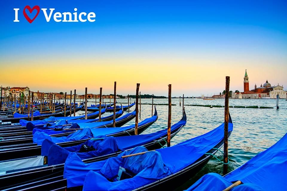 What is your favorite thing about Venice?