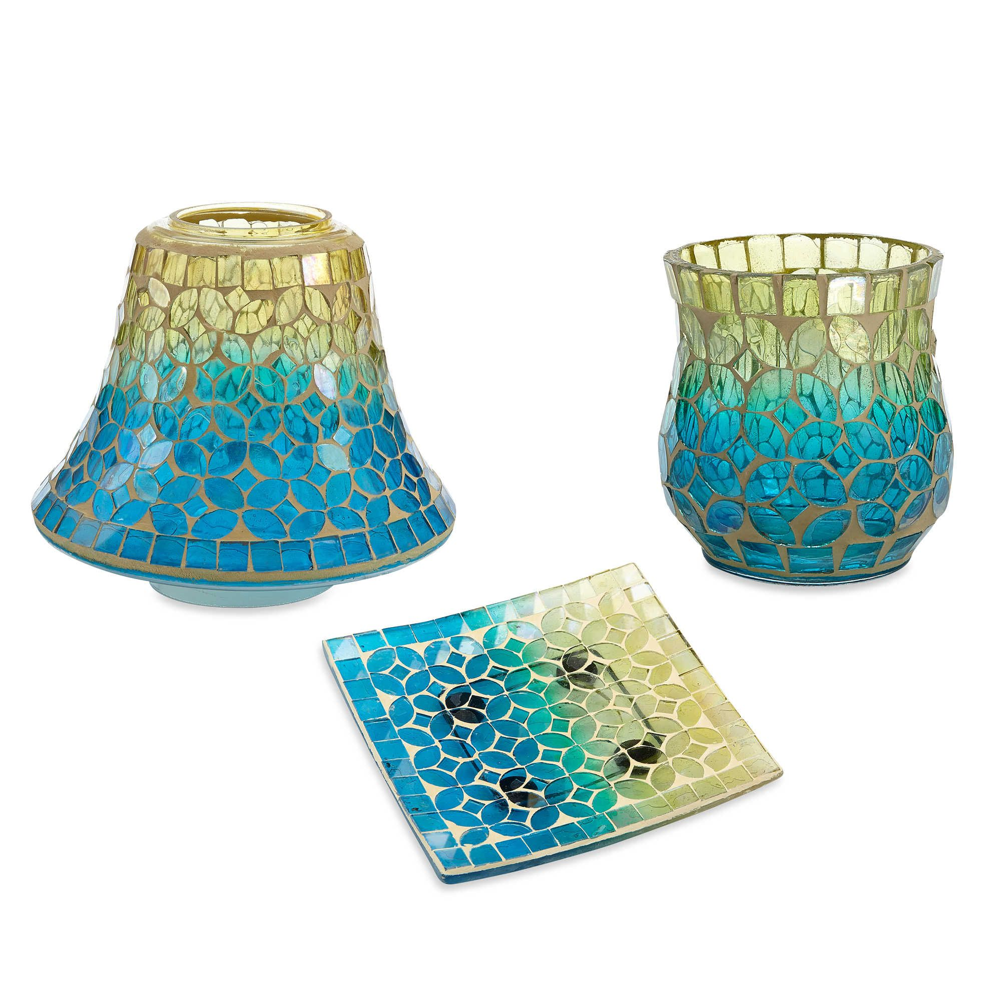Yankee Candle® Paradise Mosaic Candle Accessories | Yankee Candle ...
