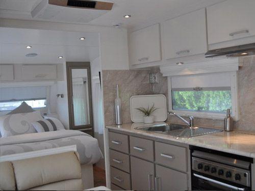 Chique camper interieur caravan pimpen pinterest camper interieur camper en chique - Chique en gezellige interieur ...