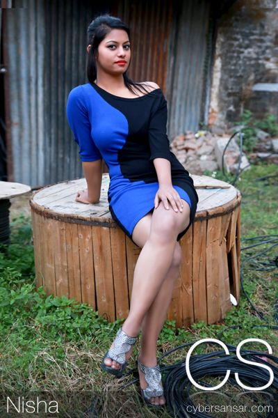 Nepali hot sexy blue photo for