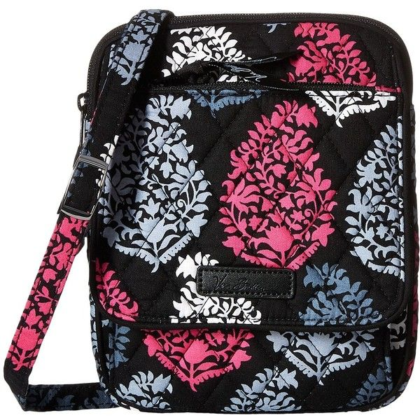 Vera Bradley Mini Hipster (Northern Lights) Cross Body Handbags ( 48) ❤  liked on Polyvore featuring bags e340011e275d6