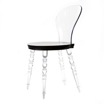 Babel Chair Transparent Now Featured On Fab Cool Looking Chair Chair Chair Decorations Beautiful Decor