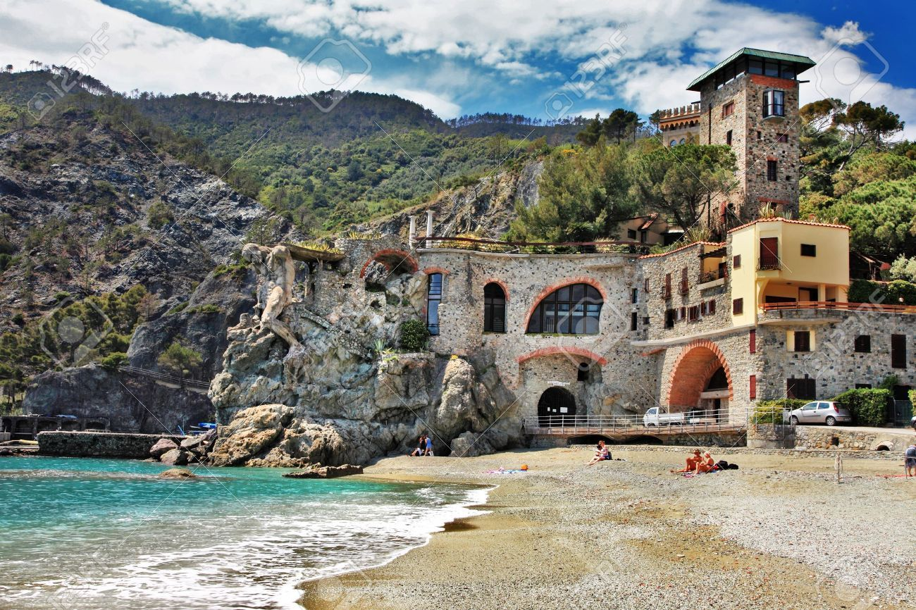 - Monterosso, Cinque Terre Stock Photo, Picture And Royalty Free Image. Image 14762592.