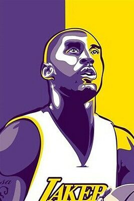 Find many great new & used options and get the best deals for NBA BASKETBALL LA LAKERS MAMBA KOBE BRYANT 13