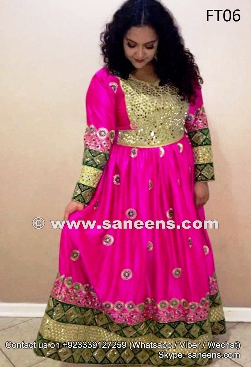 Afghan Clothes Aryana Sayeed Dress In Pink Color | Pinterest