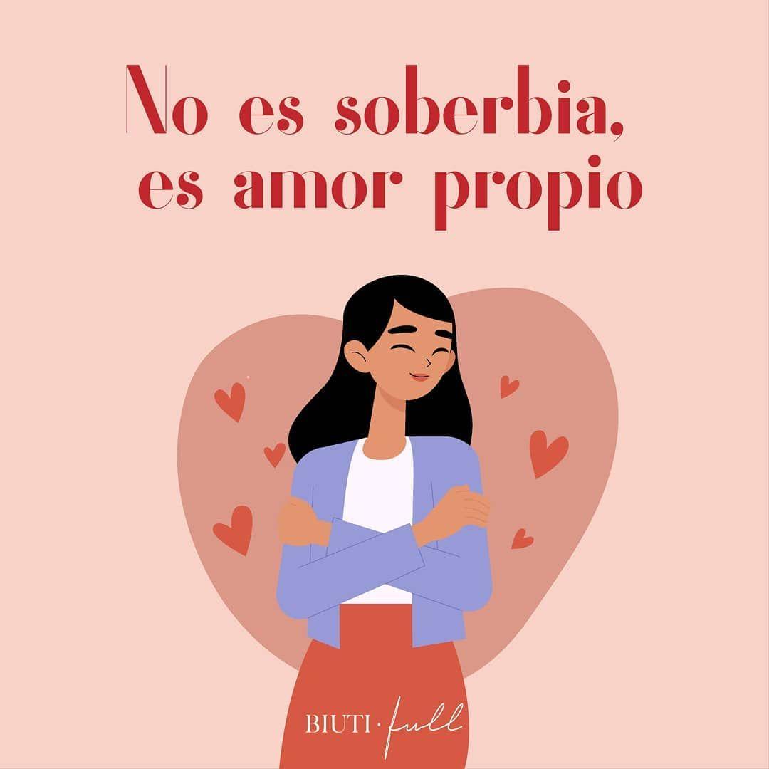 No Es Soberbia Es Amor Propio Memes Quotes Ecards