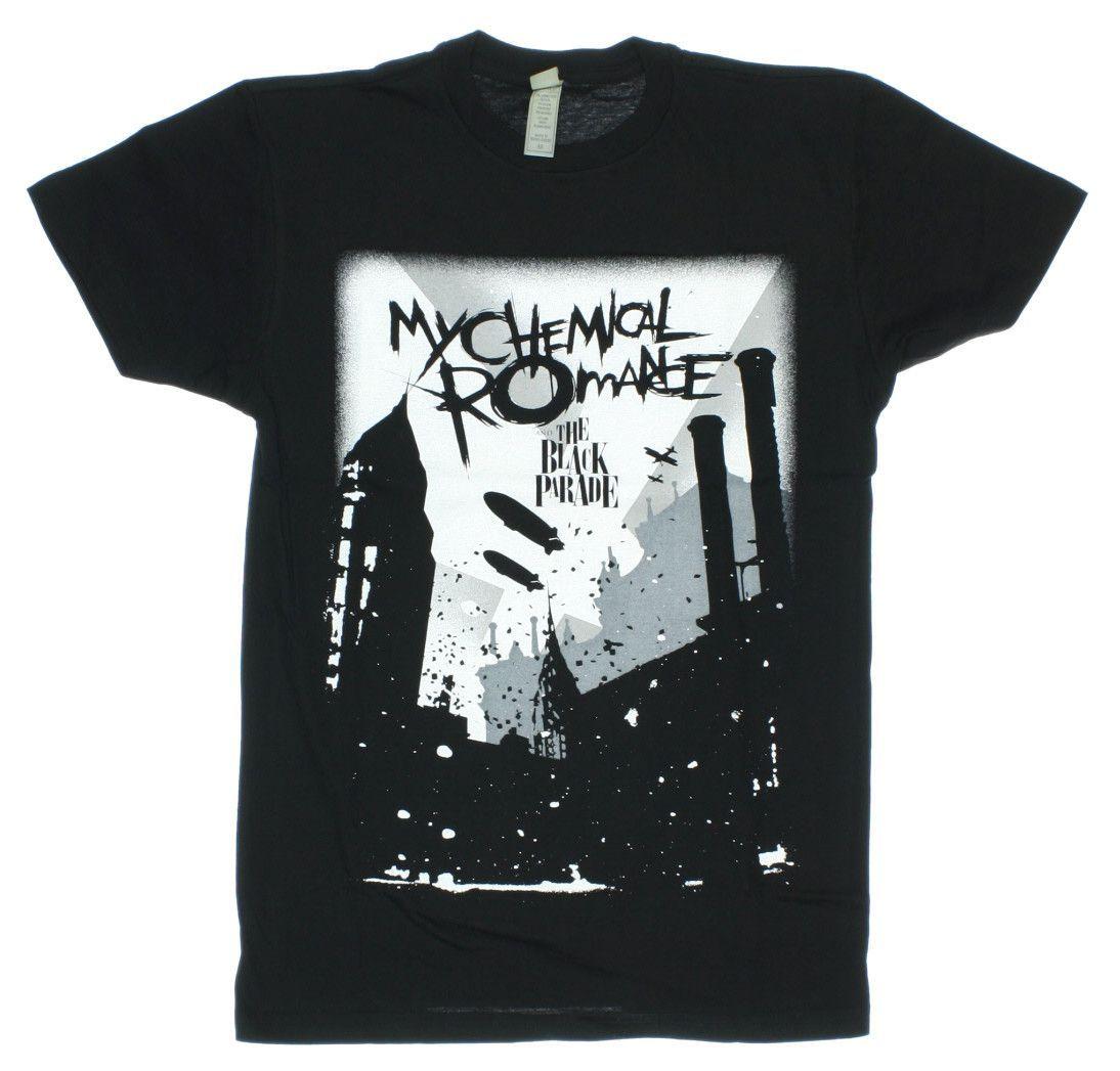 Black keys t shirt etsy - My Chemical Romance The Black Parade Blimp T Shirt