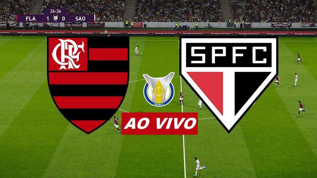 Assistir Agora Flamengo X Sao Paulo Ao Vivo Online E Na Tv Brasileirao 2019 Sao Paulo E Flamengo E Online Jogo Do Sao Paulo